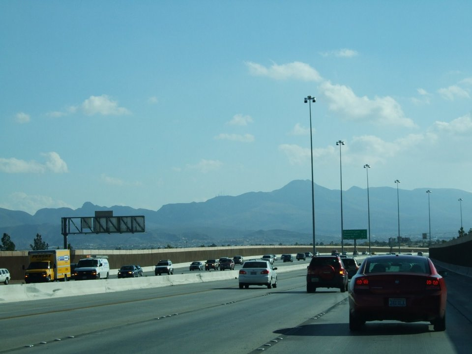 Paradise NV Interstate 515 Photo Picture Image