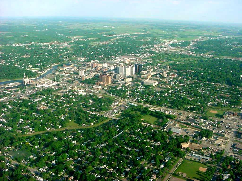 Rochester Aerial