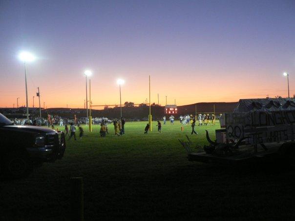 Football Christmas Lights