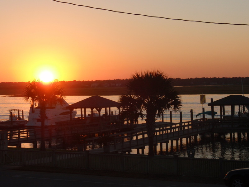 Wrightsville Beach NC Waynick Avenue Photo Picture