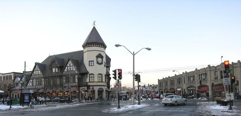 Coolidge Corner, Brookline, MA