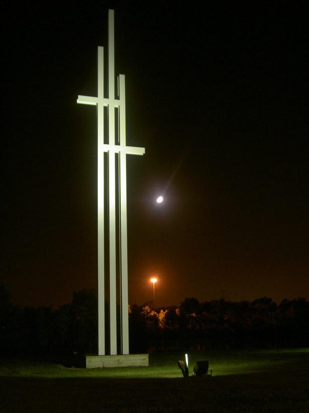 Virginia Beach VA Cross At Gateway Baptist Church