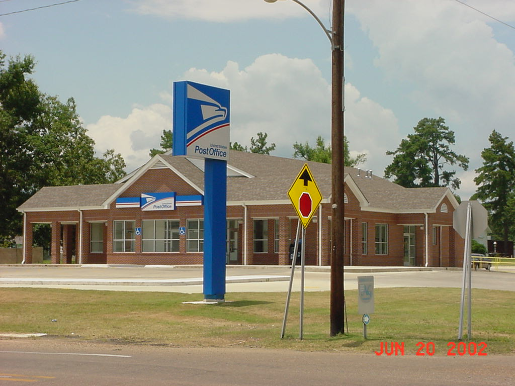 Foreman AR  US Post Office photo picture image