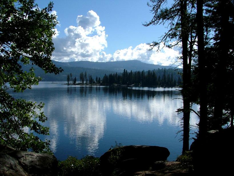 Shaver Lake CA photo picture image (California) at city ...