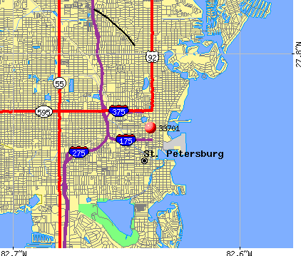 33701 Zip Code St Petersburg Florida Profile homes