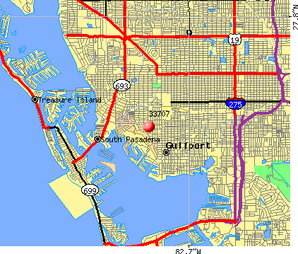 33707 Zip Code Gulfport Florida Profile homes
