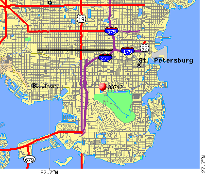 33712 Zip Code St Petersburg Florida Profile homes
