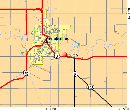 56716 Zip Code Crookston Minnesota Profile homes