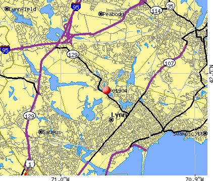 01904 Zip Code Lynn Massachusetts Profile homes