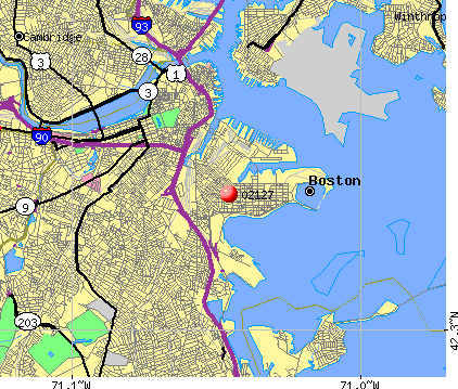 South Boston Zip Code Map Zip Code Map