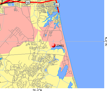 Virginia Beach Apartments Zip Code