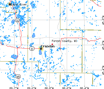 Forest County Wisconsin detailed profile  houses real estate cost of living wages work