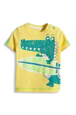 Esprit-Baumwoll-Jersey-Shirt-mit-Fun-Print