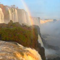Iguaçu & Parque das Aves - côté brésilien