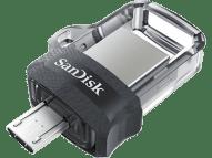SAN DISK Dual Limited Edition 128GB Flash Drive USB 3.0 OTG Adnroid