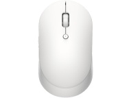 XIAOMI MiDual Mode Wireless Mouse Silent Edition White