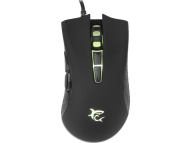 WHITE SHARK Spartacus 2 Gaming Mouse GM-5004 Black