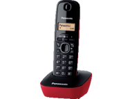 PANASONIC KX-TG1611 Red