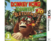 Donkey Kong Country Returns Nintendo 3DS