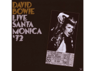David Bowie - Live Santa Monica '72 [CD]