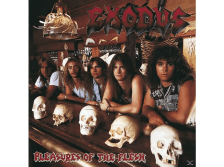 Exodus - Pleasures of the Flesh: Deluxe Edition [CD]