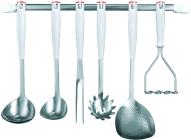 LEIFHEIT Κρεμάστρα εργαλείων κουζίνας 6 θέσεων Signature - (23233)