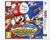 Mario & Sonic at the Rio 2016 Olympic Games Nintendo 3DS