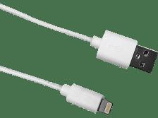 ISY Lightning to USB Cable 1m White - IUC 2001
