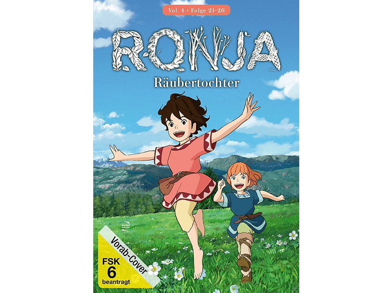 Ronja Räubertochter Vol 4 DVD online kaufen MediaMarkt