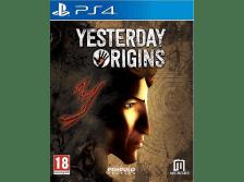 Yesterday Origins PlayStation 4