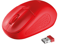TRUST Primo Wireless Mouse Red - (20787)