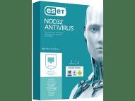NOD32 Antivirus (1 άδεια χρήσης σε 2 συσκευές για 1 έτος)