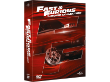 Fast & Furious 1-7 Collection DVD