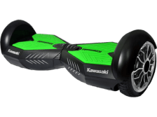 KAWASAKI Hoverboard 10 Black Electric Balance