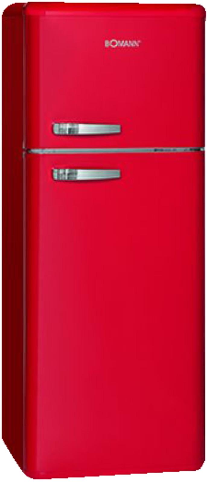 Bomann Dtr353, Kühlschrank, A++, 1440 Mm Hoch, Rot, Standgerät | Ebay