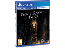 Don't knock twice vr compatible PlayStation 4