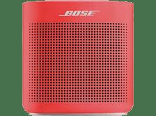 BOSE Soundlink Color BT SPKR II Red