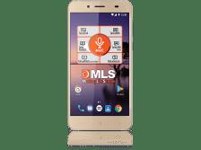 MLS Color Fingerprint 4G Dual SIM - Champagne