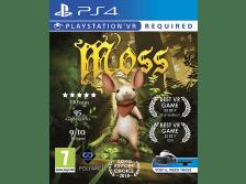 Moss VR PlayStation 4