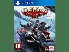 Divinity Original Sin II PlayStation 4