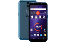 MLS MX Plus 4G Dual SIM - Blue