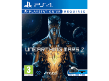 Unearthing Mars 2 VR PlayStation 4