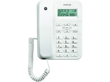 MOTOROLA CT 202 White