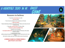 Ghost Giant VR PlayStation 4