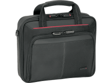 TARGUS CN418EU Clamshell Laptop Bag 17-18 Black/ Red