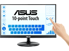 ASUS VT229H 21.5 inch Full HD Touch Monitor, 10-point Touch, IPS