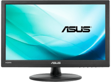 ASUS VT168H 15.6 inch HD Touch Monitor, 10-point Touch, HDMI, Flicker free, Low Blue Light