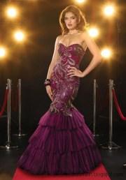 prom dress design-long-short