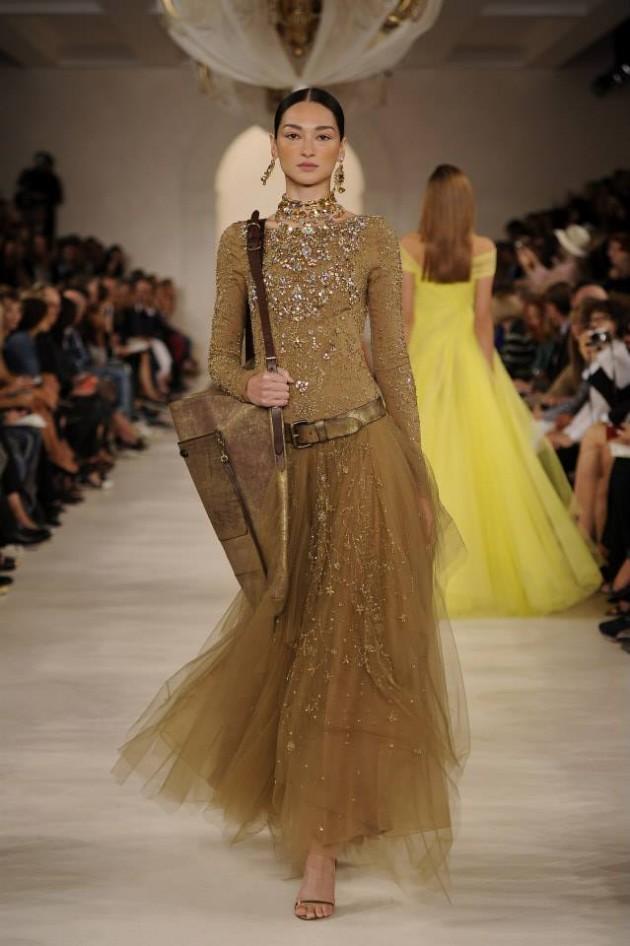 Fashion Amp Style Most Fashion Show Ralph Lauren Spring