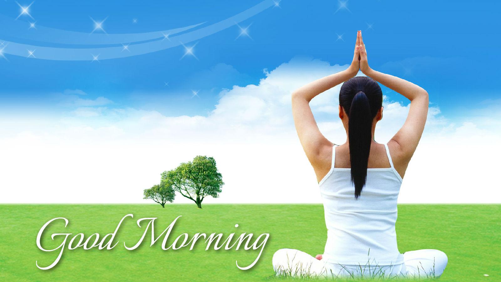 Beautiful  Gorgeous Girls Good Morning Hd Wallpapers-7944